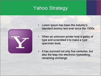 Woman doing yoga PowerPoint Templates - Slide 11