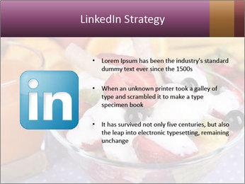 Fresh fruits PowerPoint Template - Slide 12