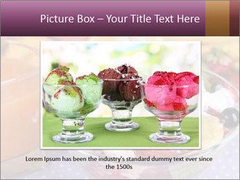 Fresh fruits PowerPoint Template - Slide 15