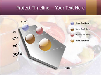 Fresh fruits PowerPoint Template - Slide 26