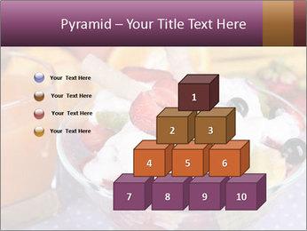 Fresh fruits PowerPoint Template - Slide 31