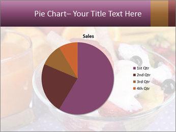 Fresh fruits PowerPoint Template - Slide 36