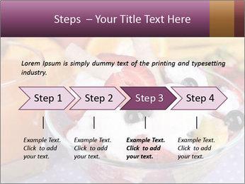 Fresh fruits PowerPoint Template - Slide 4