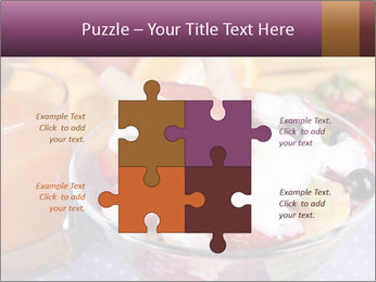 Fresh fruits PowerPoint Template - Slide 43