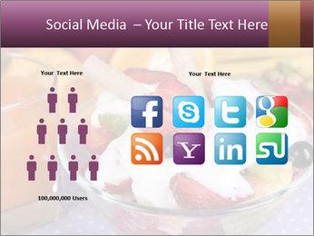 Fresh fruits PowerPoint Template - Slide 5