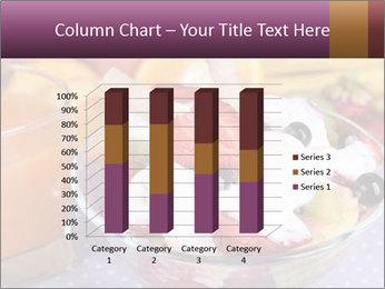 Fresh fruits PowerPoint Template - Slide 50