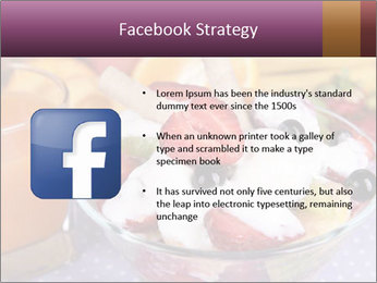 Fresh fruits PowerPoint Template - Slide 6