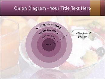Fresh fruits PowerPoint Template - Slide 61