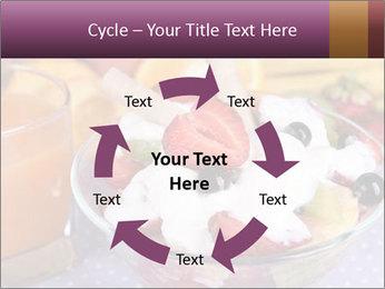 Fresh fruits PowerPoint Template - Slide 62