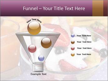 Fresh fruits PowerPoint Template - Slide 63