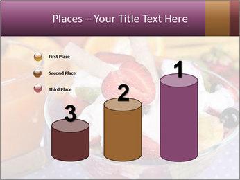 Fresh fruits PowerPoint Template - Slide 65