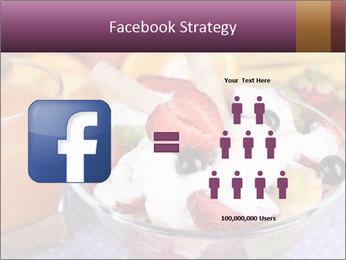 Fresh fruits PowerPoint Template - Slide 7