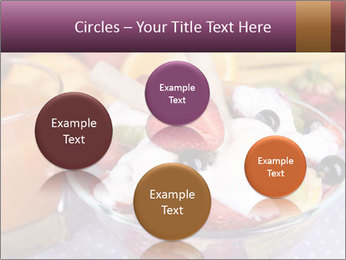 Fresh fruits PowerPoint Template - Slide 77