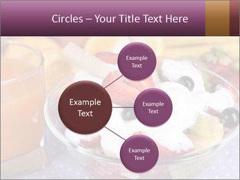 Fresh fruits PowerPoint Template - Slide 79