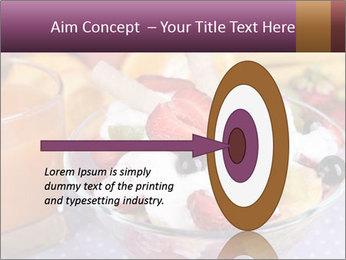 Fresh fruits PowerPoint Template - Slide 83