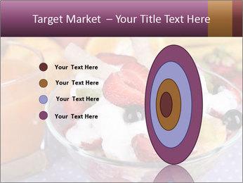 Fresh fruits PowerPoint Template - Slide 84