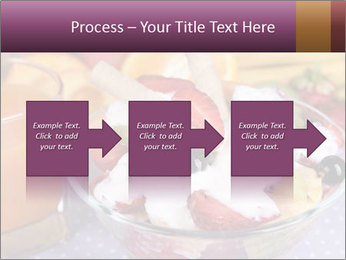 Fresh fruits PowerPoint Template - Slide 88