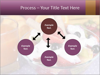 Fresh fruits PowerPoint Template - Slide 91