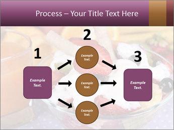 Fresh fruits PowerPoint Template - Slide 92