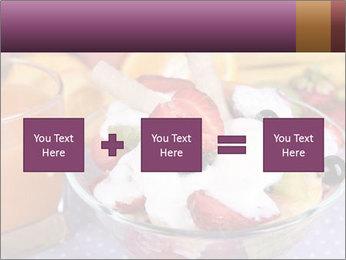 Fresh fruits PowerPoint Template - Slide 95
