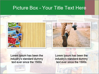 Mosaic with pictures PowerPoint Template - Slide 18