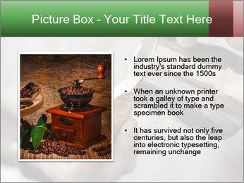 Latte Art Coffee PowerPoint Template - Slide 13