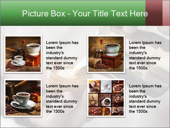 Latte Art Coffee PowerPoint Template - Slide 14