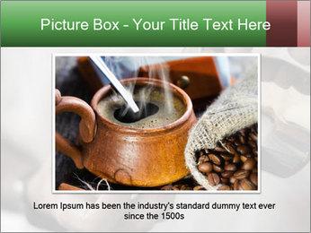 Latte Art Coffee PowerPoint Template - Slide 15