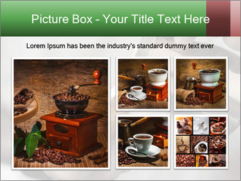 Latte Art Coffee PowerPoint Template - Slide 19