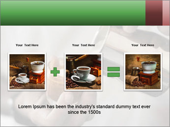 Latte Art Coffee PowerPoint Template - Slide 22