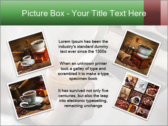 Latte Art Coffee PowerPoint Template - Slide 24