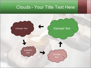 Latte Art Coffee PowerPoint Template - Slide 72