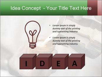 Latte Art Coffee PowerPoint Template - Slide 80