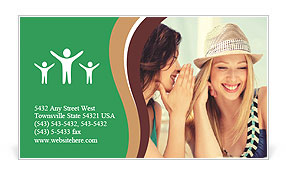 0000091344 Business Card Template