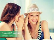 Summer holidays PowerPoint Templates
