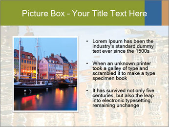 River reflections PowerPoint Template - Slide 13