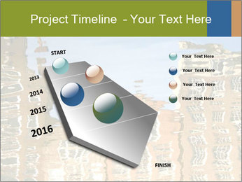 River reflections PowerPoint Template - Slide 26