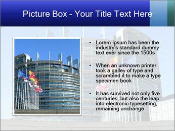 The European Parliament PowerPoint Template - Slide 13