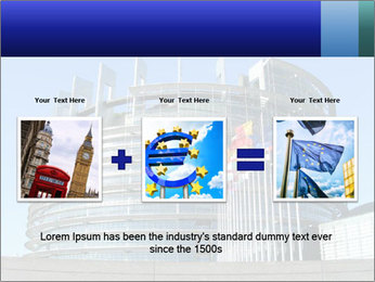 The European Parliament PowerPoint Template - Slide 22