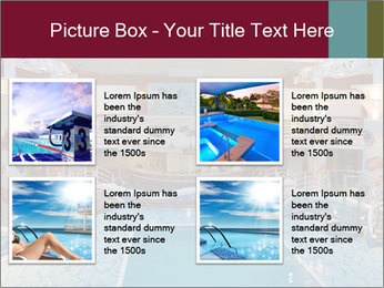 Indoor swimming pool PowerPoint Templates - Slide 14