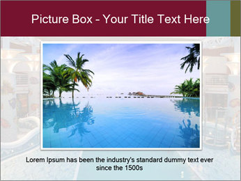 Indoor swimming pool PowerPoint Templates - Slide 15