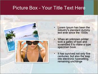 Indoor swimming pool PowerPoint Templates - Slide 20