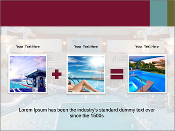Indoor swimming pool PowerPoint Templates - Slide 22