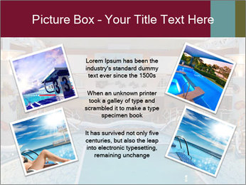 Indoor swimming pool PowerPoint Templates - Slide 24