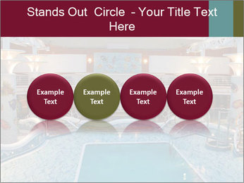 Indoor swimming pool PowerPoint Templates - Slide 76