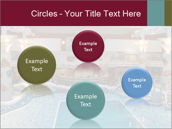 Indoor swimming pool PowerPoint Templates - Slide 77