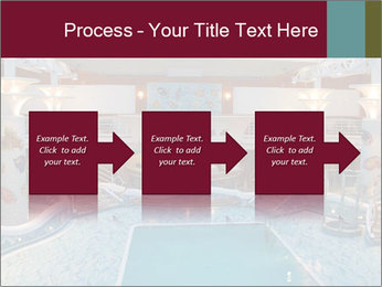 Indoor swimming pool PowerPoint Templates - Slide 88