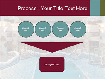 Indoor swimming pool PowerPoint Templates - Slide 93