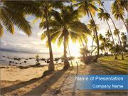 Fiji PowerPoint Template