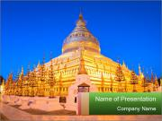 Myanmar PowerPoint Template